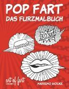Cover-Bild zu Pop Fart - Das Furzmalbuch von Wolke, Massimo