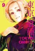 Cover-Bild zu Ishida, Sui: Tokyo Ghoul, Vol. 9