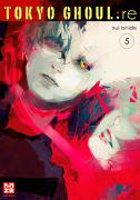 Cover-Bild zu Ishida, Sui: Tokyo Ghoul:re 05