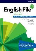 Cover-Bild zu English File: Intermediate: Teacher's Guide with Teacher's Resource Centre von Latham-Koenig, Christina
