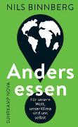 Cover-Bild zu Anders essen von Binnberg, Nils
