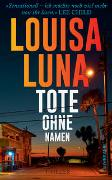 Cover-Bild zu Tote ohne Namen von Luna, Louisa
