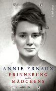 Cover-Bild zu Erinnerung eines Mädchens von Ernaux, Annie