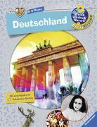 Cover-Bild zu Wieso? Weshalb? Warum? ProfiWissen: Deutschland (Band 21) von Schwendemann, Andrea