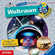 Cover-Bild zu Wieso? Weshalb? Warum? ProfiWissen. Weltraum (Audio Download) von Greschik, Stefan