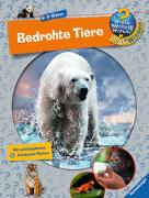 Cover-Bild zu Bedrohte Tiere von Kienle, Dela