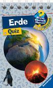 Cover-Bild zu Wieso? Weshalb? Warum? ProfiWissen Quiz: Erde von Kienle, Dela