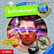 Cover-Bild zu Erfindungen von Kienle, Dela