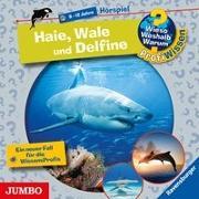 Cover-Bild zu Wieso? Weshalb? Warum? ProfiWissen. Haie, Wale und Delfine von Kienle, Dela