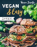 Cover-Bild zu Vegan & Easy (eBook) von Zapatka, Bianca
