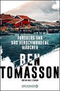 Cover-Bild zu Forsberg und das verschwundene Mädchen (eBook) von Tomasson, Ben