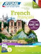 Cover-Bild zu French Beginners Workbook von Bulger, Anthony