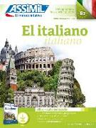 Cover-Bild zu Italian for Spanish Speakers Workbook von Bulger, Anthony