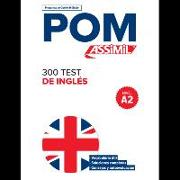 Cover-Bild zu Qcm POM 300 Test Ingles A2 (Anglais Pour Espagnols): (test Your English--Level A2) von Bulger Anthony Cabal Belén