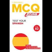 Cover-Bild zu Qcm 300 Spanish Tests A2 (Espagnol Pour Anglais): (test Your Spanish--Level A2) von Bulger, Anthony