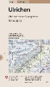 Cover-Bild zu Ulrichen. 1:25'000