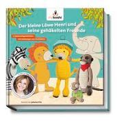 Cover-Bild zu myboshi - Der kleine Löwe Henri und seine gehäkelten Freunde von Mairhofer, Tanja