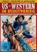 Cover-Bild zu Virginia Mayo (Schausp.): US-Western im Bürgerkrieg