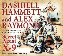 Cover-Bild zu Hammett, Dashiell: Secret Agent X-9