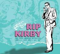 Cover-Bild zu Raymond, Alex: Rip Kirby, Vol. 1: 1946-1948