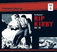 Cover-Bild zu Raymond, Alex: Rip Kirby: Die kompletten Comicstrips / Band 4 1950 - 1951