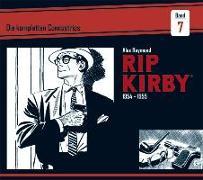Cover-Bild zu Raymond, Alex: Rip Kirby: Die kompletten Comicstrips / Band 7 1954 - 1955