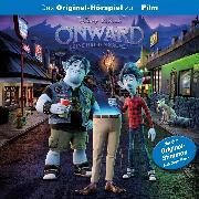 Cover-Bild zu Onward - Keine halben Sachen (Audio Download) von Bingenheimer, Gabriele