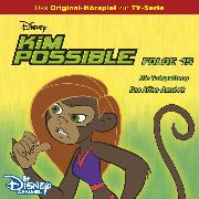 Cover-Bild zu Kim Possible Hörspiel - Folge 15: Die Fahrprüfung/Das Affen-Amulett (Disney TV-Serie) (Audio Download) von Bingenheimer, Gabriele