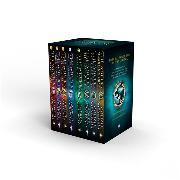 Cover-Bild zu The Witcher Boxed Set von Sapkowski, Andrzej