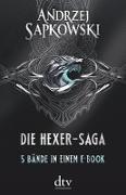 Cover-Bild zu Die Hexer-Saga (eBook) von Sapkowski, Andrzej