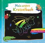 Cover-Bild zu Mein erstes Kratzelbuch (Drache) von gondolino Kratzelwelt (Hrsg.)