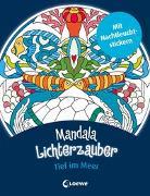 Cover-Bild zu Mandala-Lichterzauber - Tief im Meer von Labuch, Kristin (Illustr.)