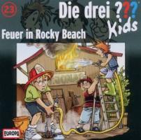 Cover-Bild zu Feuer in Rocky Beach