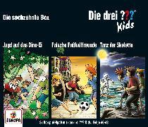 Cover-Bild zu Die drei ??? Kids 3er Box -Folgen 46-48 (3 Audio-CDs)