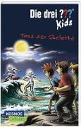 Cover-Bild zu Die drei ??? Kids: Tanz der Skelette von Pfeiffer, Boris