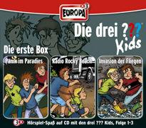 Cover-Bild zu Die drei ??? Kids 3er Box 01. Folge 01-03
