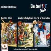 Cover-Bild zu Die drei ??? Kids 3er Box 15. Folgen 43-45