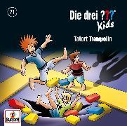 Cover-Bild zu Tatort Trampolin von Blank, Ulf