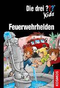 Cover-Bild zu Die drei ??? Kids, Feuerwehrhelden von Pfeiffer, Boris