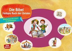 Cover-Bild zu Die Bibel - Heiliges Buch der Christen von Hebert, Esther