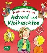 Cover-Bild zu Erzähl mir was von Advent und Weihnachten von Hebert, Esther