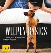 Cover-Bild zu Welpen-Basics von Ziemer-Falke, Kristina