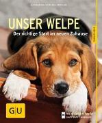Cover-Bild zu Unser Welpe von Schlegl-Kofler, Katharina