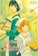 Cover-Bild zu Ozaki, Kaori: The Golden Sheep 2