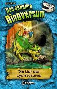 Cover-Bild zu Das geheime Dinoversum 13 - Die List des Lystrosaurus (eBook) von Stone, Rex