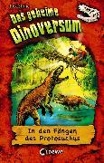 Cover-Bild zu Das geheime Dinoversum 14 - In den Fängen des Protosuchus (eBook) von Stone, Rex