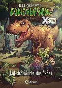 Cover-Bild zu Das geheime Dinoversum Xtra 1 - Auf der Fährte des T-Rex (eBook) von Stone, Rex