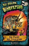 Cover-Bild zu Das geheime Dinoversum 2 - Die Flucht des Triceratops (eBook) von Stone, Rex