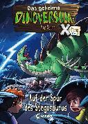 Cover-Bild zu Das geheime Dinoversum Xtra 7 - Auf der Spur des Stegosaurus (eBook) von Stone, Rex