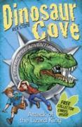Cover-Bild zu Dinosaur Cove: Attack of the Lizard King (eBook) von Stone, Rex